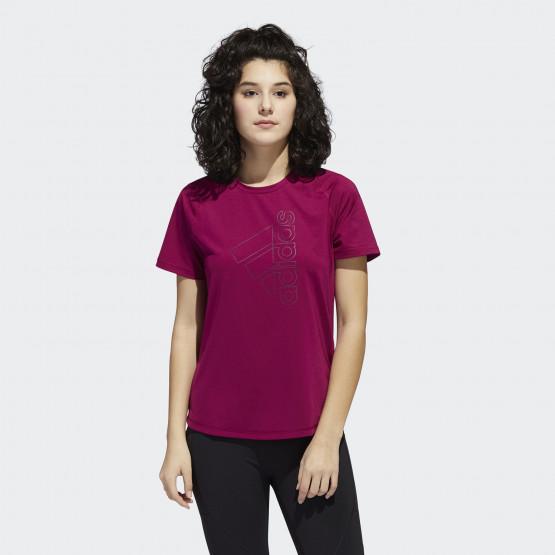 adidas Workout Tech Γυναικείο T-shirt για Προπόνηση