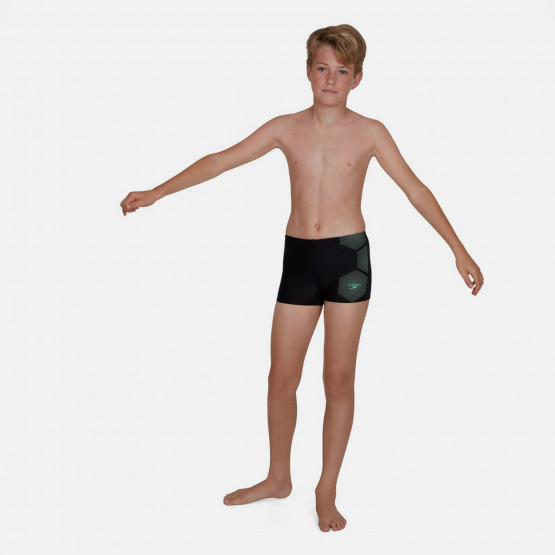 Speedo Tech Placement Kid's Aquashort
