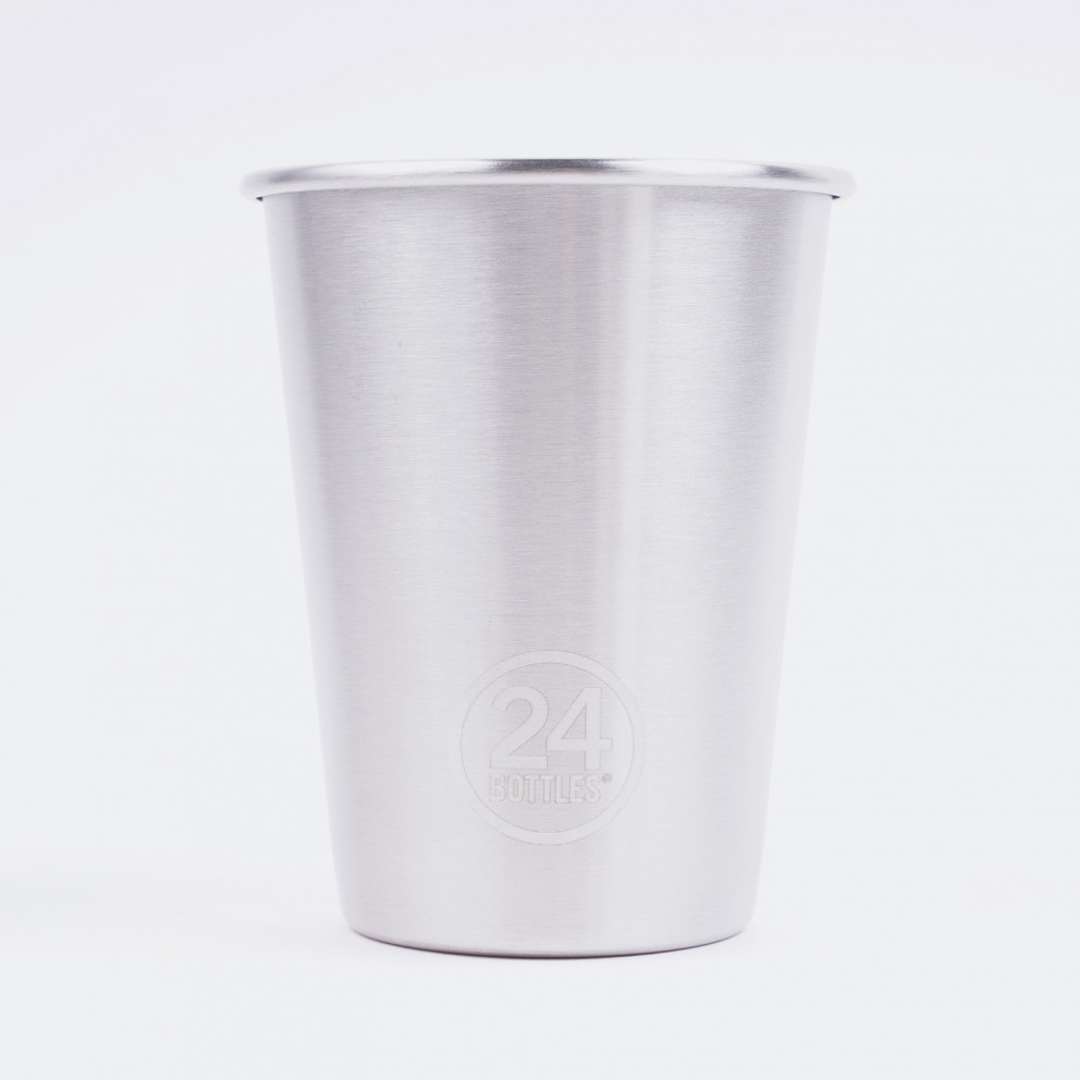 24Bottles 350ml Stainless Steel Party Cups 4pcs