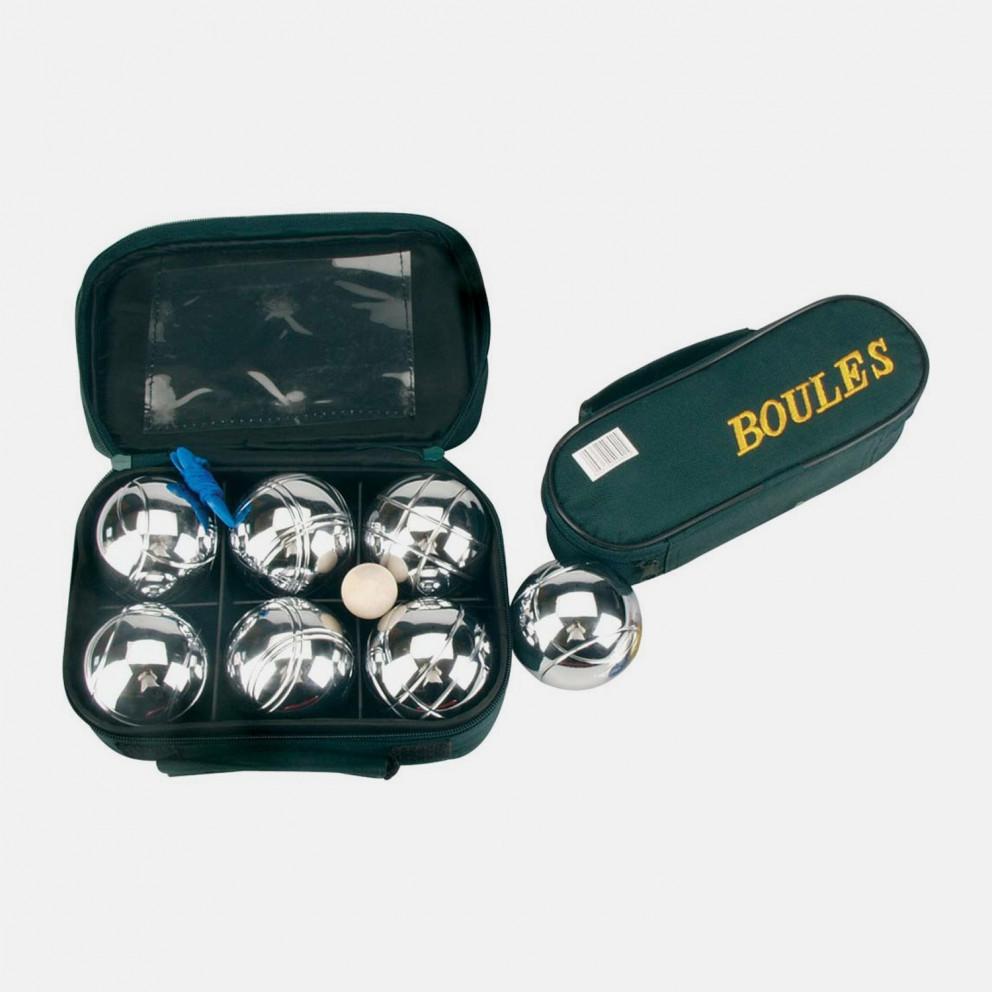 Amila Set Petanque Balls Set of 6 Pieces 720g