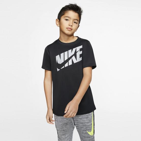 Nike Dri-Fit Swoosh Jr Kids' T-Shirt