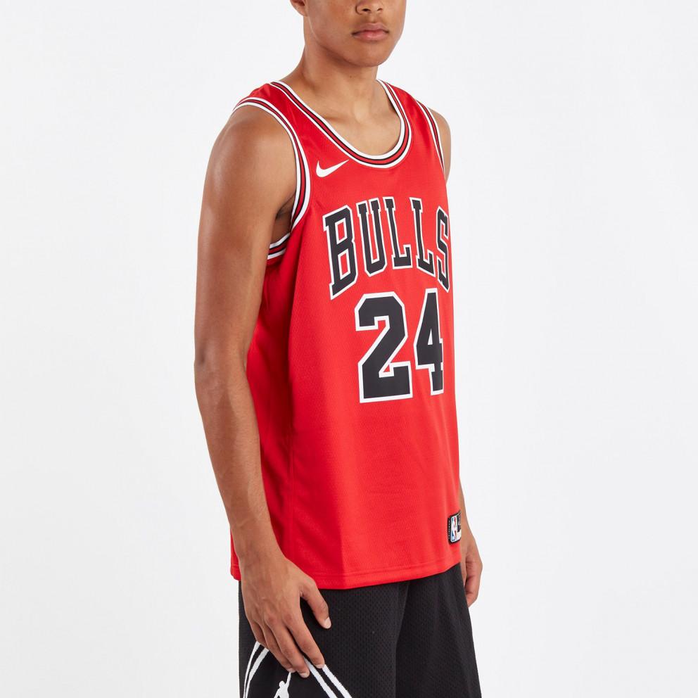 Nike NBA Lauri Markkanen Chicago Bulls Icon Edition 2020 Men's Jersey