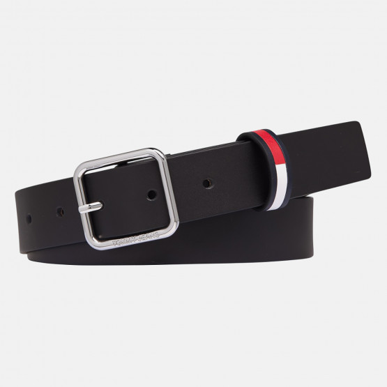 Tommy Jeans Square Flag Inlay Belt 3.0