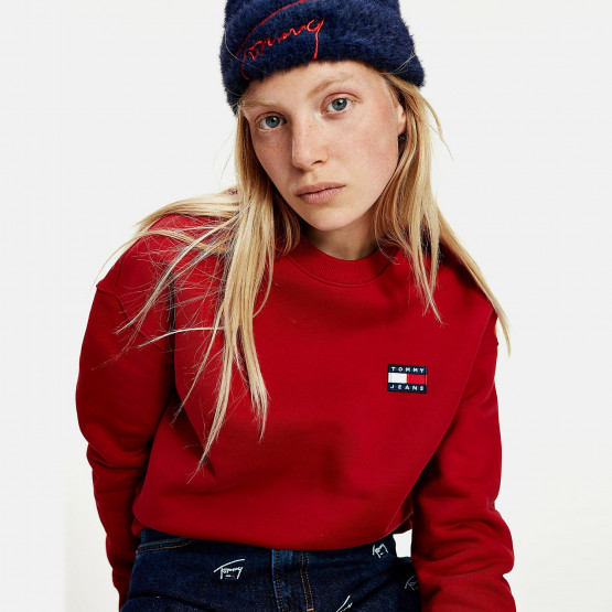 Tommy Jeans Badge Crew Women's Sweatshirt
