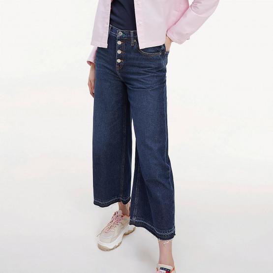 Tommy Jeans Women's Wide Leg Jeans