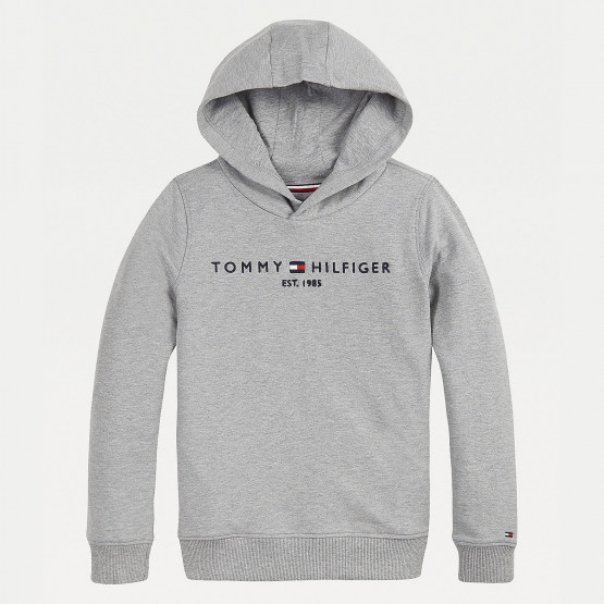 Tommy Jeans Essential Βρεφική Μπλούζα με Κουκούλα