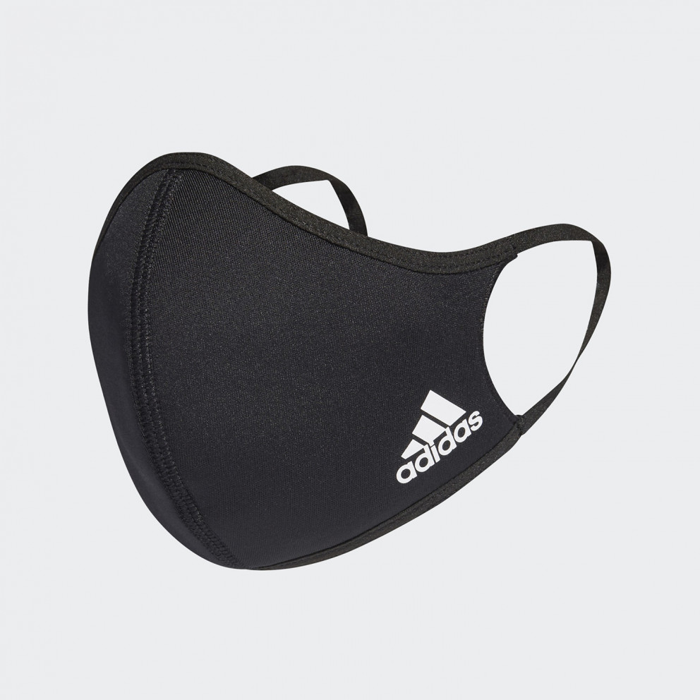 adidas Performance 3-Pack Small Face Masks
