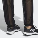 Adidas Μακρύ Υφασμένο Γυναικείο Παντελόνι 3-Stripes για Προπόνηση
