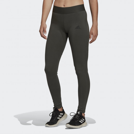 adidas Performance Must Haves 3-Stripes Tights Γυναικείο Κολάν