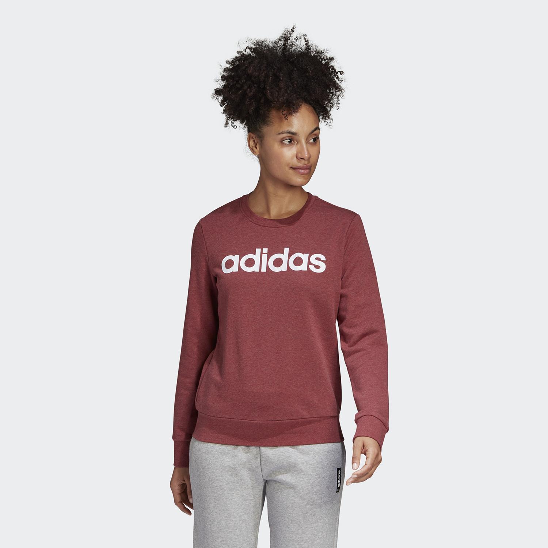 adidas Essentials Linear Γυναικείο Φούτερ (9000058613_47269)