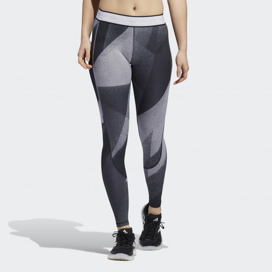 Adidas Alphaskin Graphic Long Women's Tights for Training