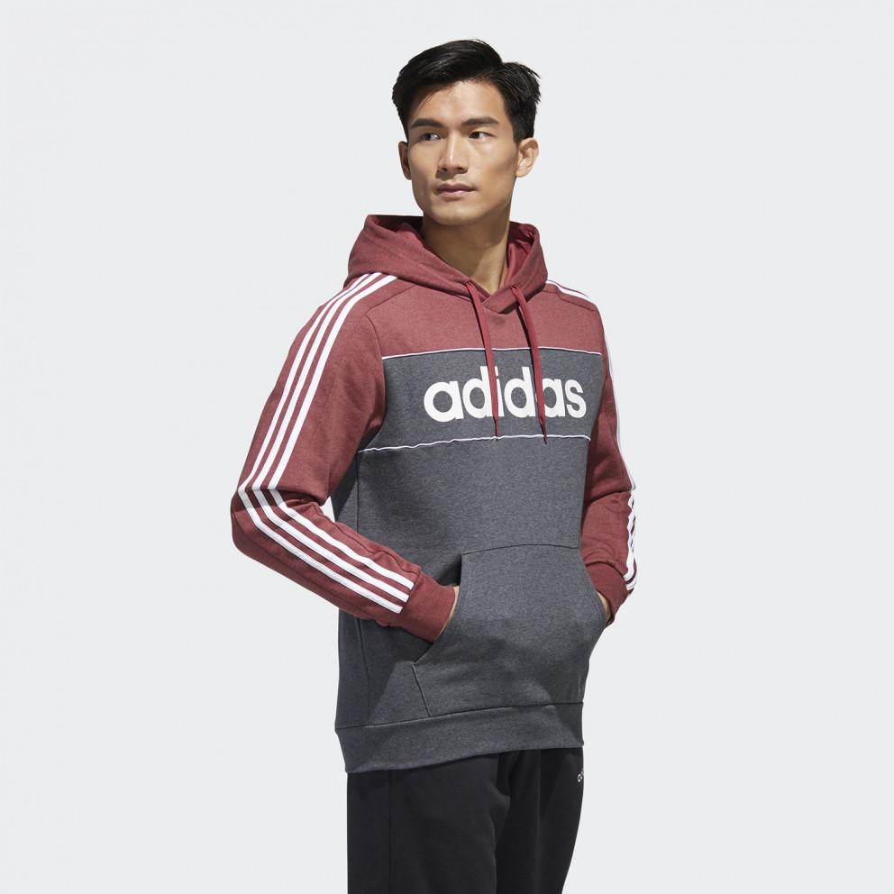 adidas Performance Essentials Ανδρικό Φούτερ με Κουκούλα