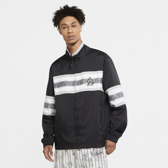 Nike Giannis Antetokounmpo Men's Track Jacket