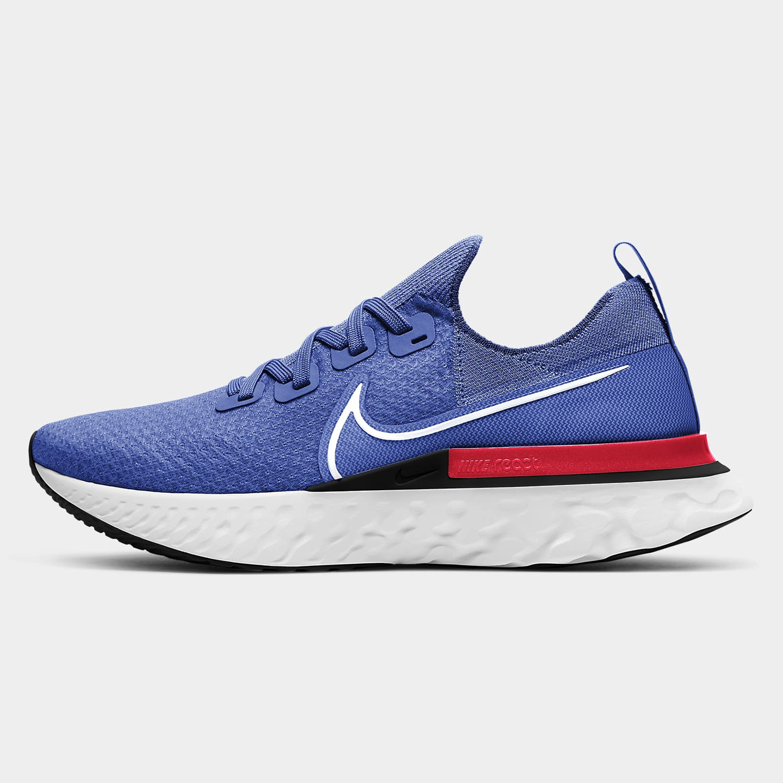 Nike React Infinity Run Flyknit Ανδρικά Παπούτσια για Τρέξιμο (9000055934_46620)
