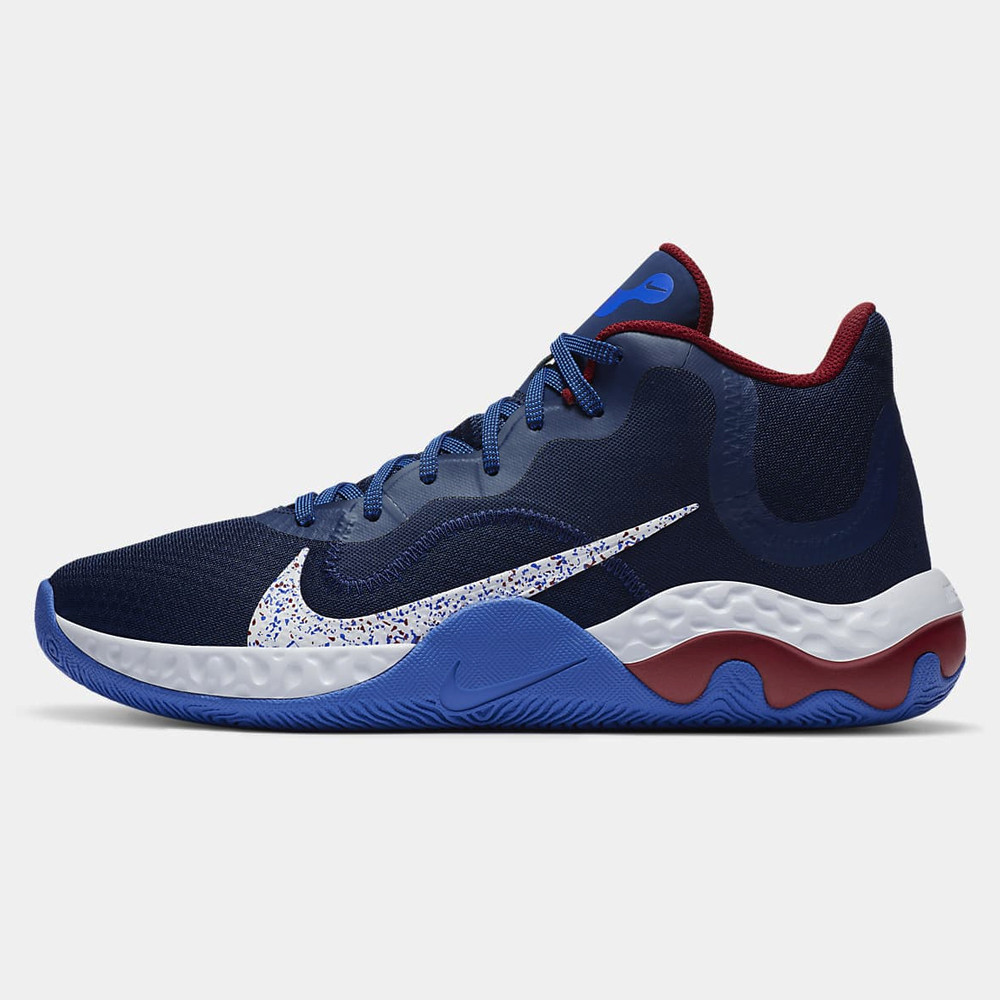 Nike Renew Elevate Ανδρικά Μπασκετικά Παπούτσια (9000067321_49638)
