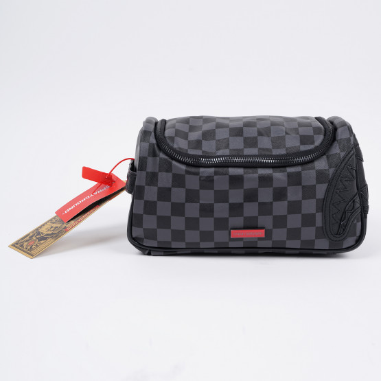 Sprayground Henny: Black Toiletry Bag