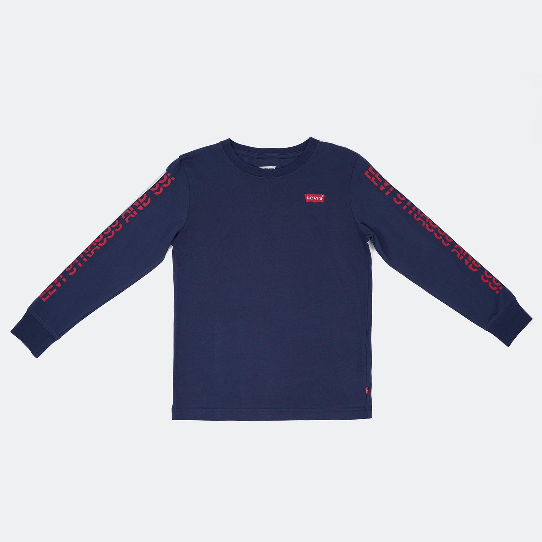 Levis Graphic Παιδική Μακρυμάνικη Μπλούζα (9000063728_18900)