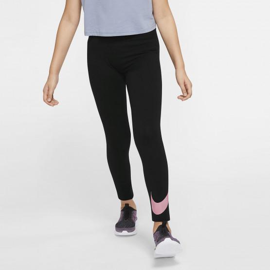 Nike Sportswear Swoosh Kids' Leggings