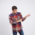 Wrangler Two Pockets Flap Men's Shirt