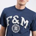 Franklin & Marshall Aνδρικό T-Shirt