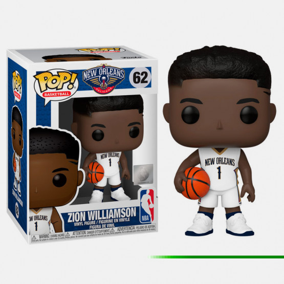 Funko Pop! NBA New Orleans Pelicans - Zion Williamson