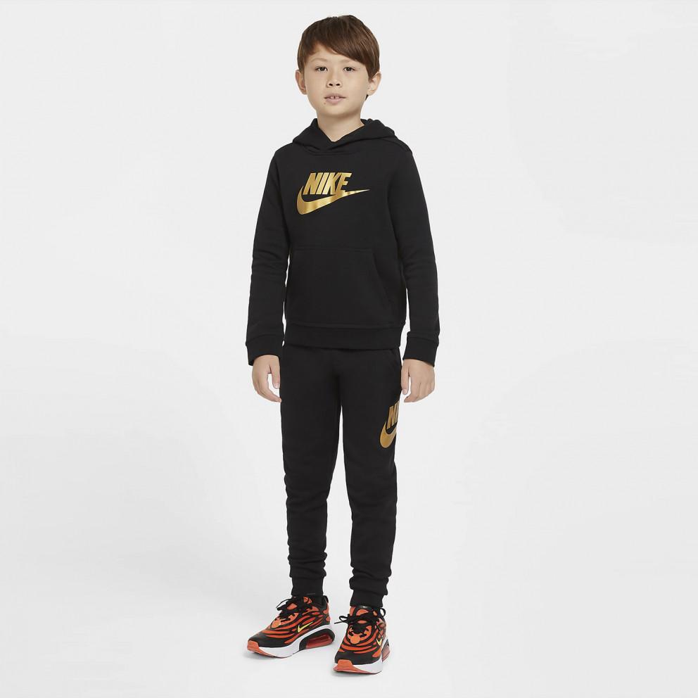 Nike Sportswear Club Fleece Παιδικό Φούτερ με Κουκούλα