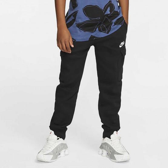 Nike Sportswear Spotlight Therma Παιδικό Cargo Παντελόνι