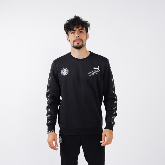 Puma Amplified Crew Fl Sweat