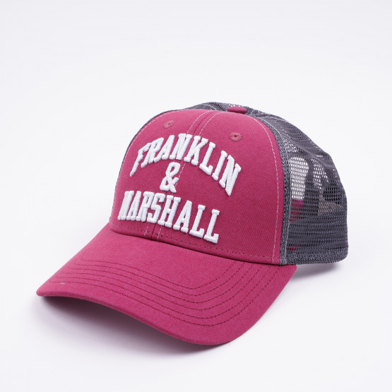 Franklin & Marshall Heavy Cotton Ανδρικό Καπέλο