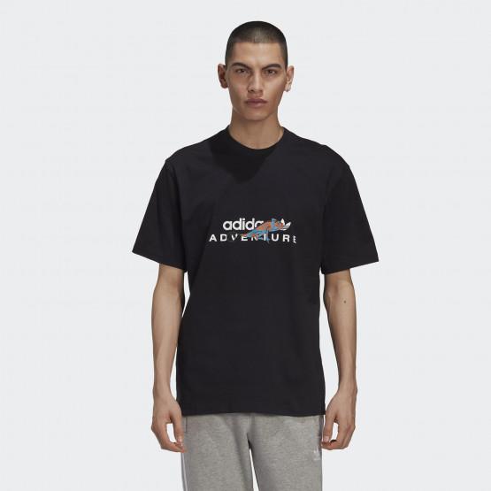 adidas Adventure Graphic Men's T-Shirt
