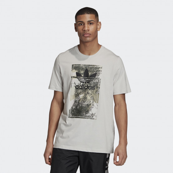 Adidas Camo Tongue Tee Men's T-Shirt