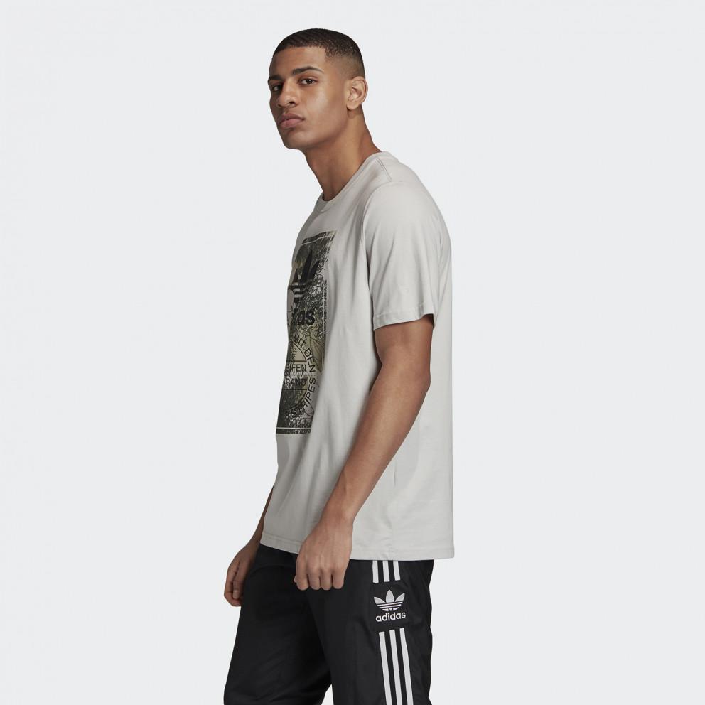 Adidas Camo Tongue Tee Ανδρικό T-Shirt