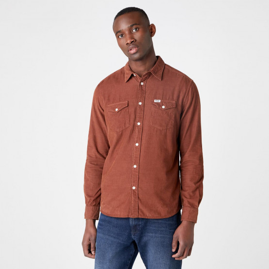 Wrangler Two Pocket Men's Shirt