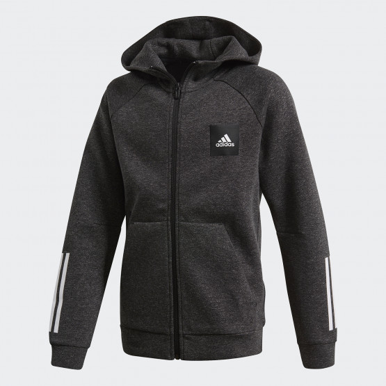 adidas Performance Fz Kid's Hooded Jacket