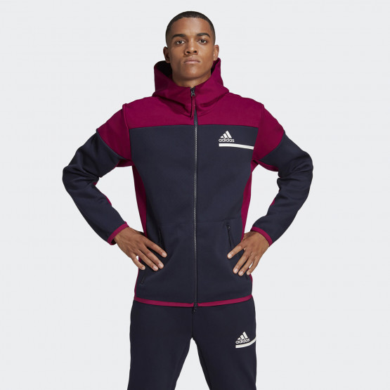 adidas Performance Z.N.E. Men's Full-Zip Hoodie