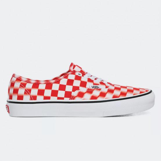 Vans Authentic Blur Check Women's Shoes