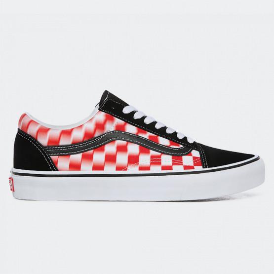 Vans Old Skool Blur Check Γυναικεία Παπούτσια