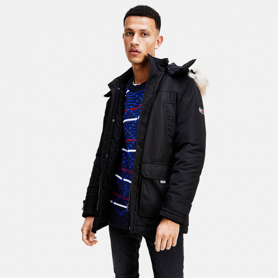 Tommy Jeans Tech Parka Men's Parka Jacket