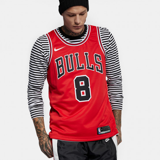 Nike NBA Zach LaVine Chicago Bulls Icon Edition 2020 Men's Jersey
