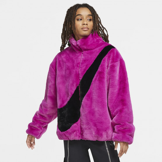Nike Sportswear Women's Faux Fur Jacket