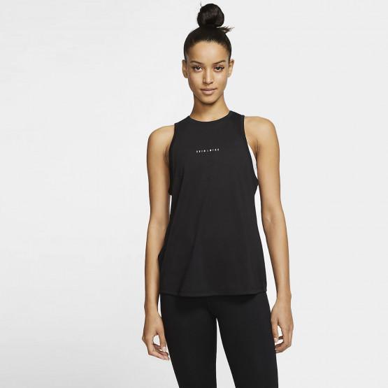 Nike W Nk Dry Tank Db Yoga 1