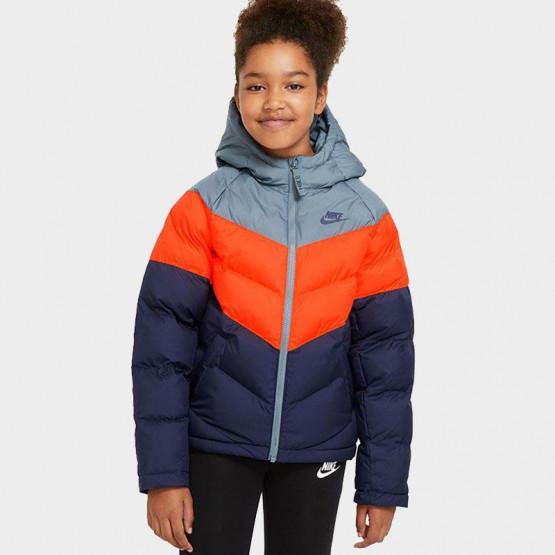 Nike Sportswear Synthetic-Fill Jacket Παιδικό Μπουφάν