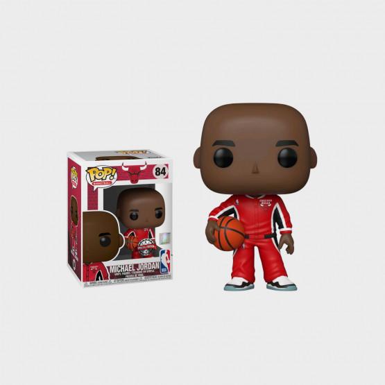 Funko Pop! Bulls - Michael Jordan (Red Warm-Ups)