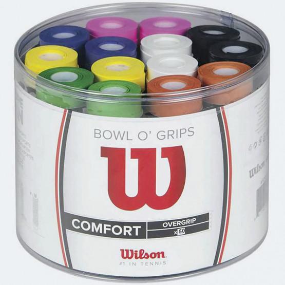 Wilson Bowl O' Grips - 50 Box Overgrips