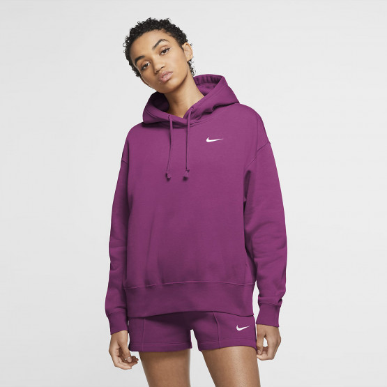 Nike Sportswear Γυναικείο Φούτερ με Κουκούλα