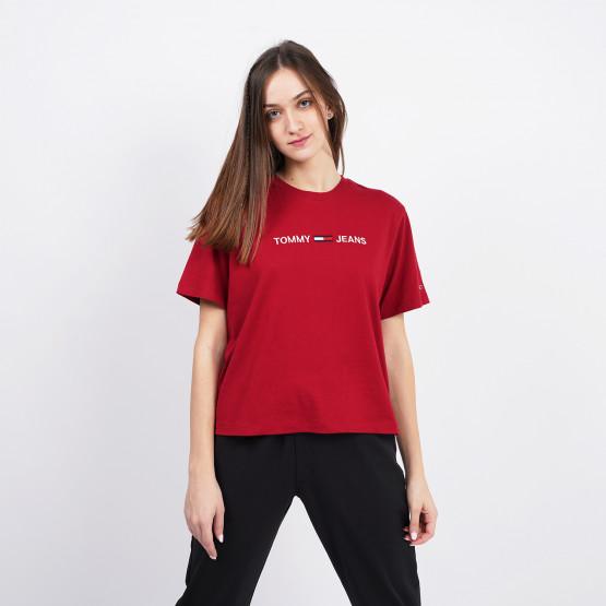 Tommy Jeans Modern Linear Logo Tee