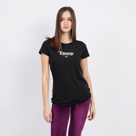 Tommy Jeans Essential Γυναικείο T-Shirt