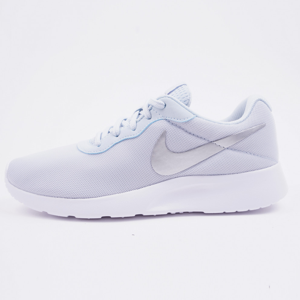 A pie moco Noreste  Nike Tanjun Women's Shoes Light Purple 812655-407