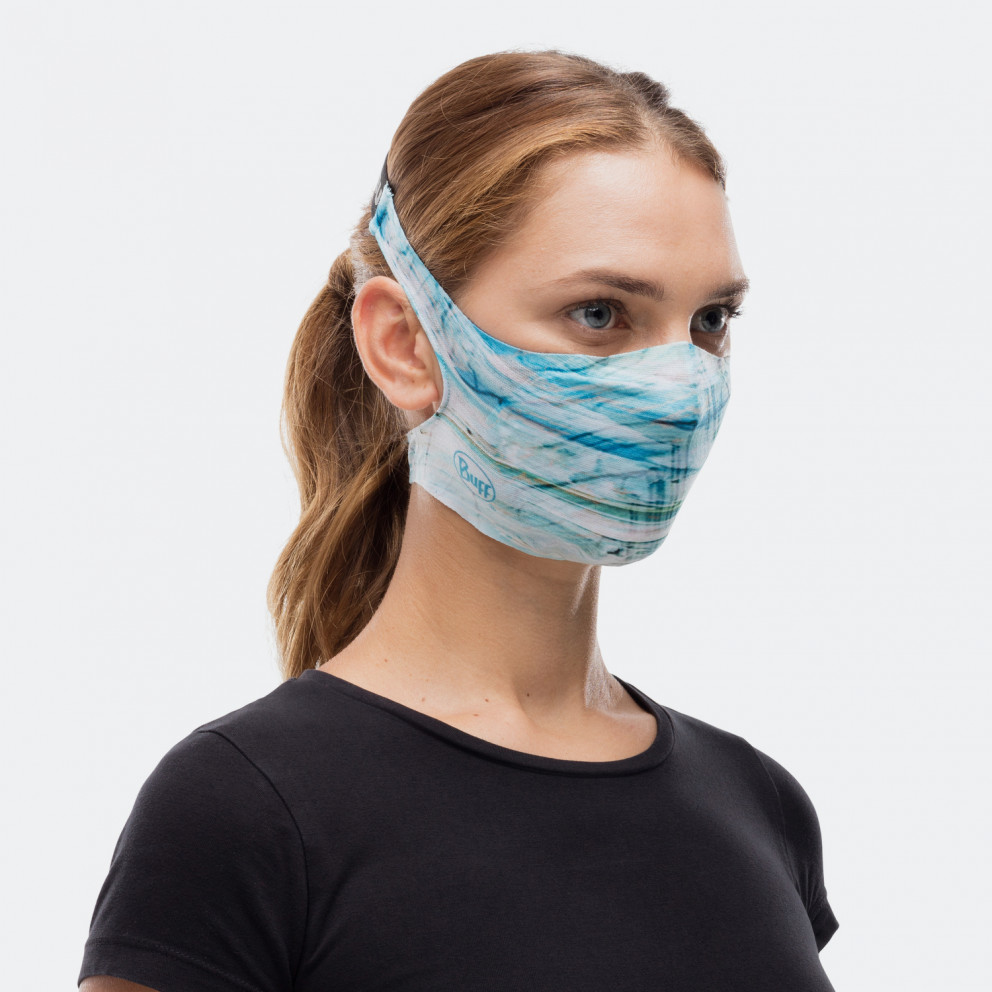 Buff Filter Makrana Reusable Face Mask
