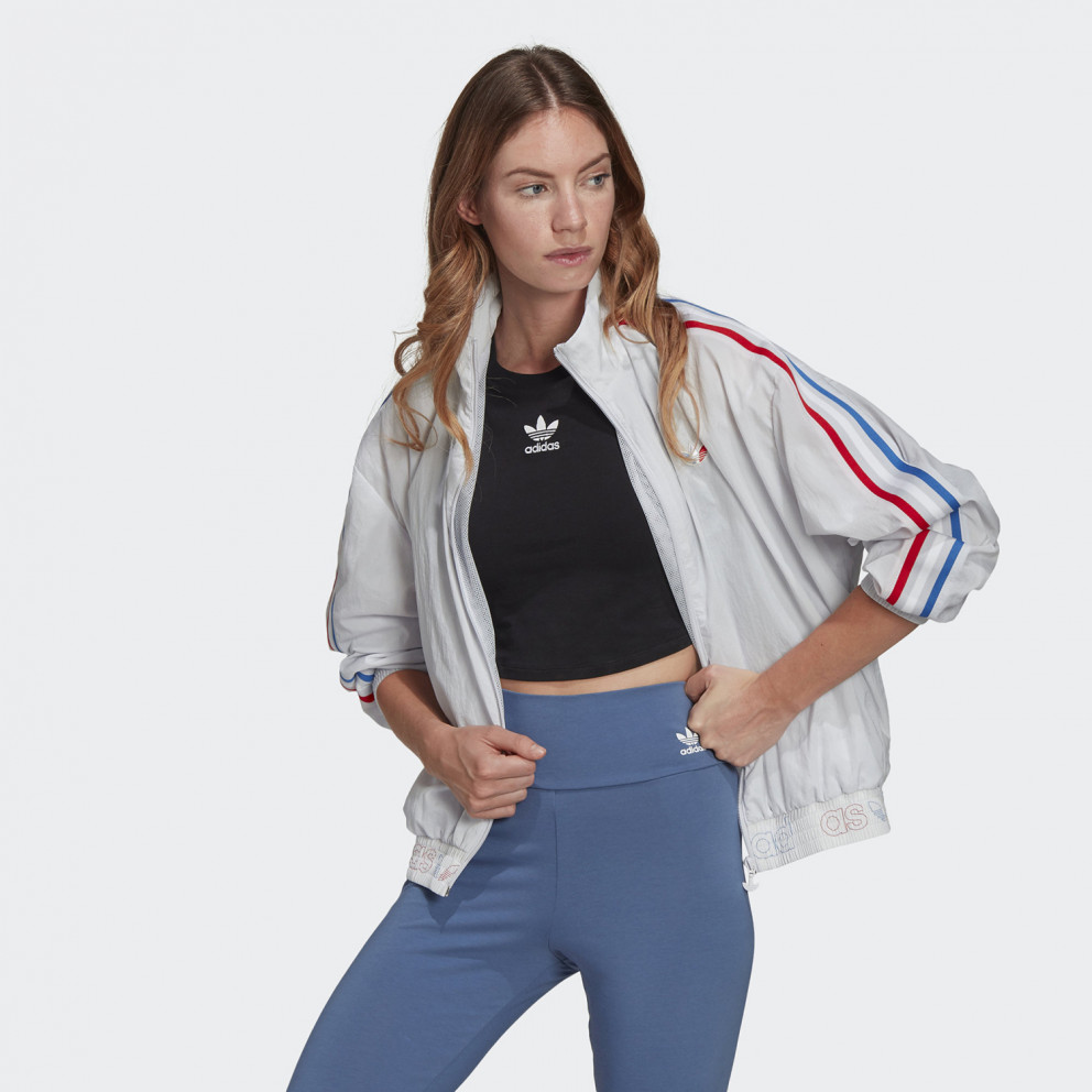 adidas Originals Adidoclor Tricolor Japona Women's Track Jacket